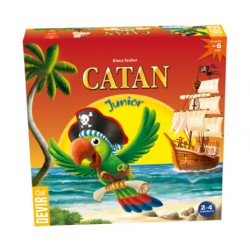 CATAN JUNIOR (Trilingüe)